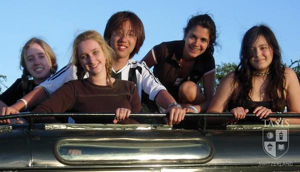 Spring Break - Tanzania 2006