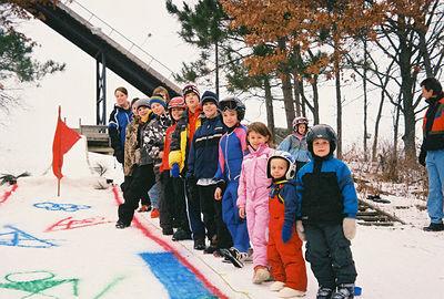 Christmas 2005 Training Camp