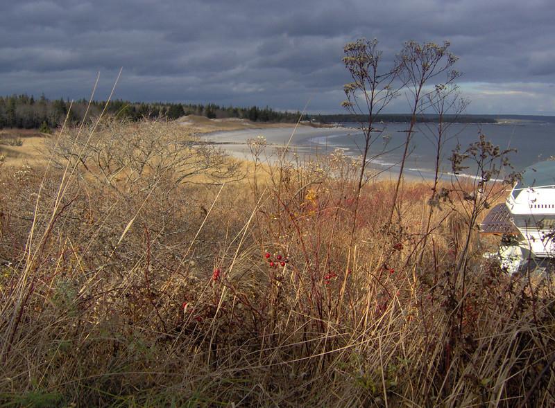 Southwest Port Mouton Beach.