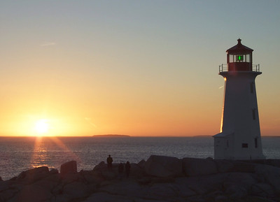 Peggy's Cove - November 25,2006.