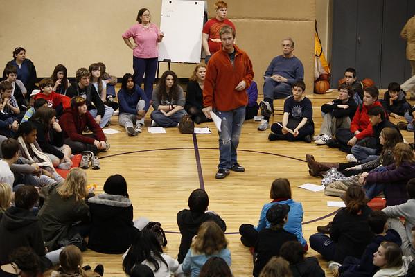 All-School Meeting 12/09