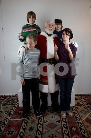 Santa 2008-2009