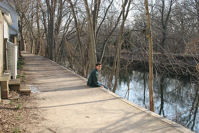 Day at Lambertville - Feb. 26
