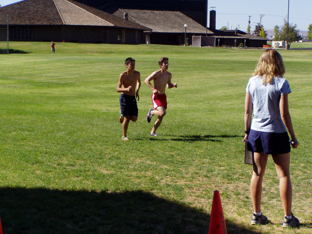 Time Trial #1