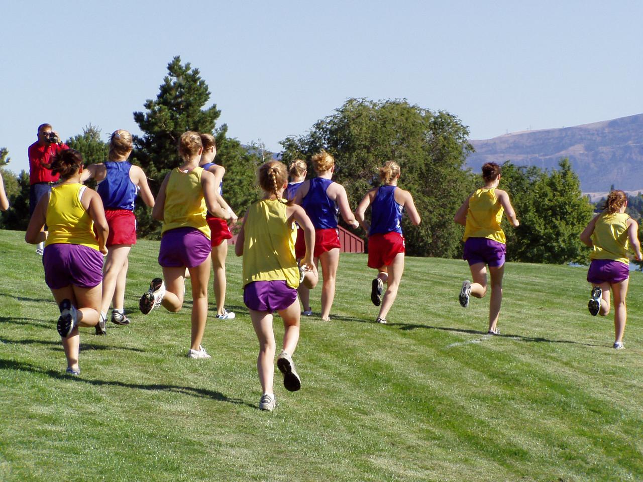 Junior Varsity Girls