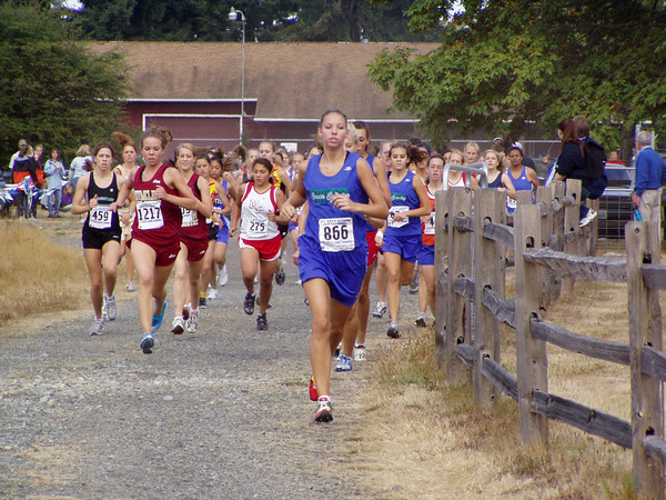2005 Ft. Steilacoom:  Varsity Girls