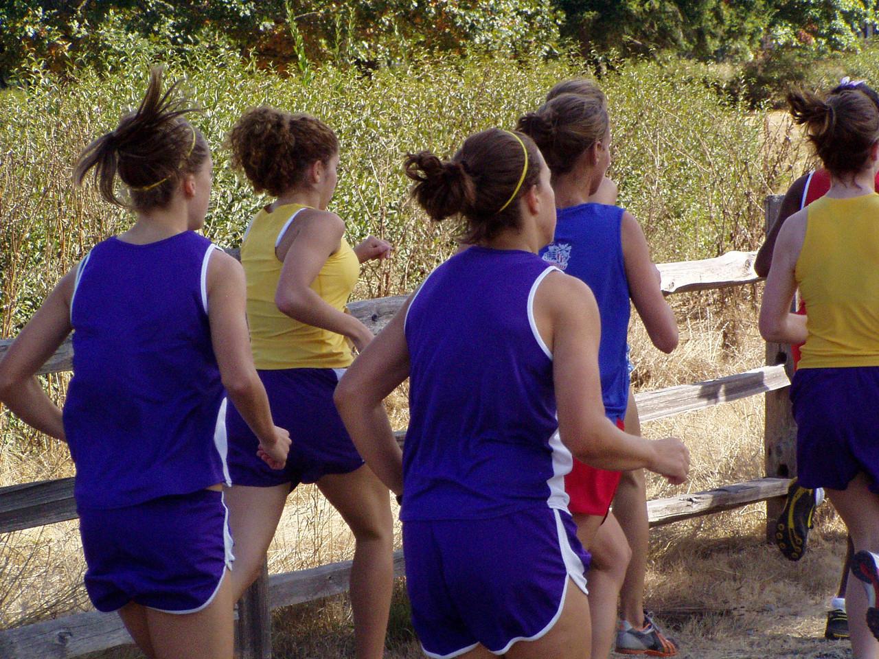 Varsity Girls