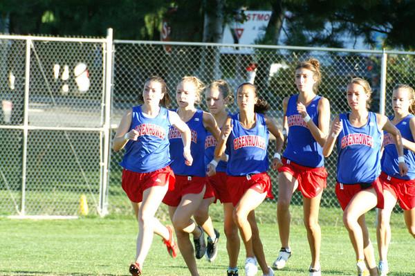 2005 Big 9 @ Eastmont:  Varsity Girls