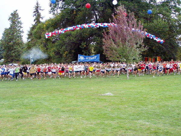 2005 Sunfair:  Community Fun Run
