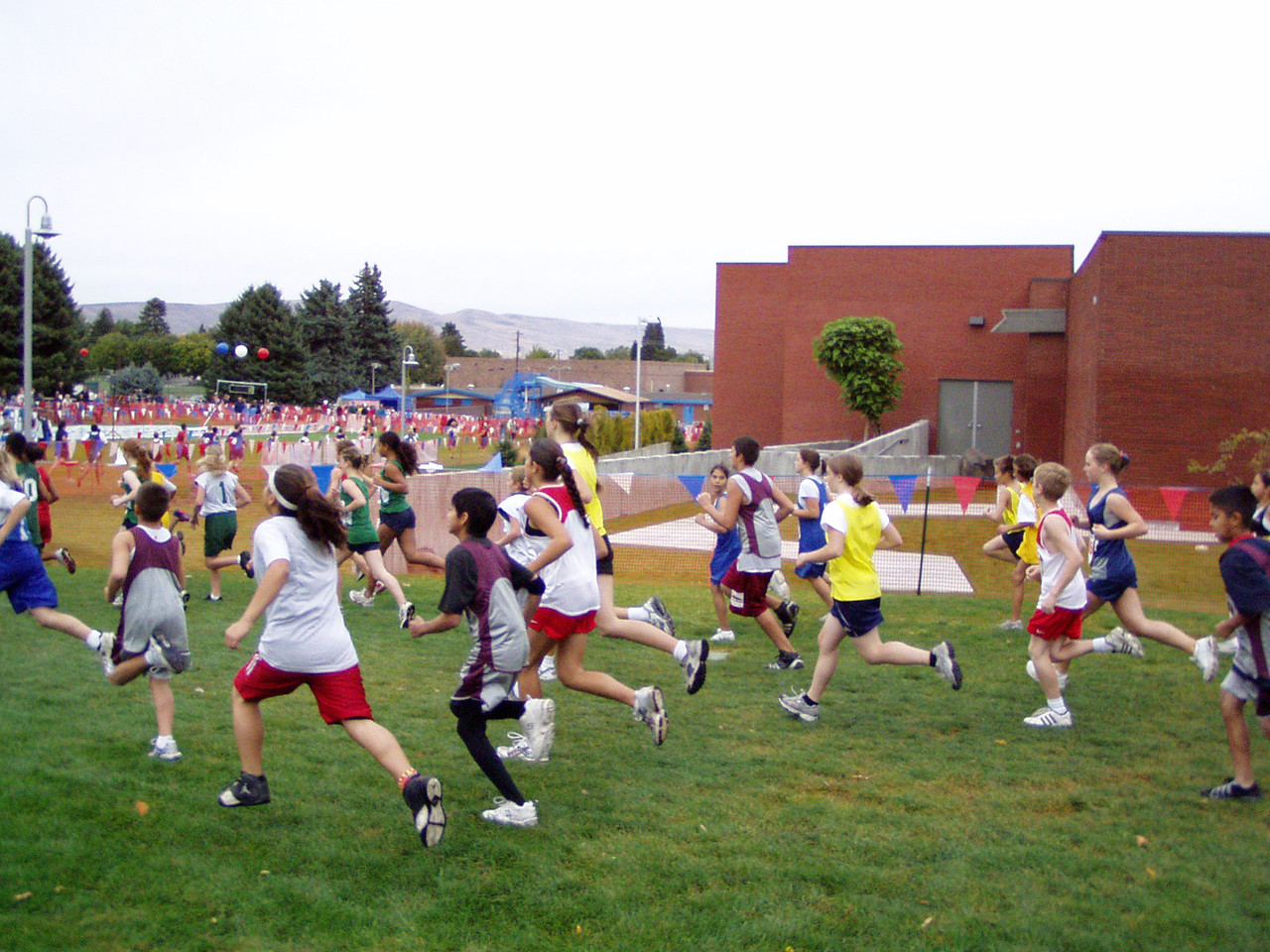 7th & 8th Grade Race, Combined