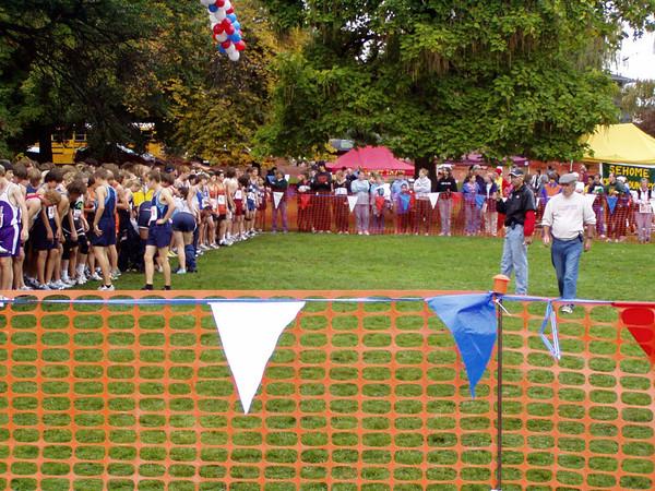 2005 Sunfair:  Sophomore Boys & Girls Combined