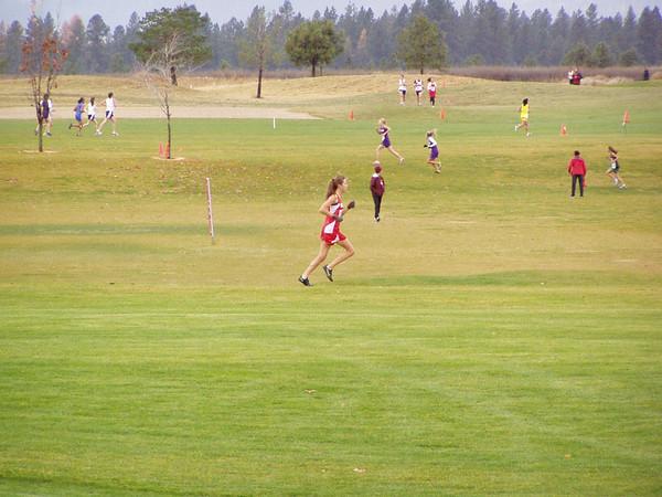 2005 Regional Championships:  3A Girls