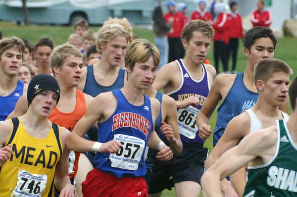 2005 Regional Championships:  4A Boys