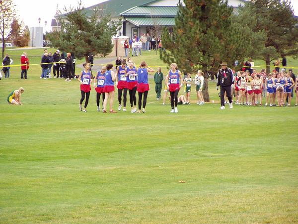 2005 Regional Championships:  4A Girls