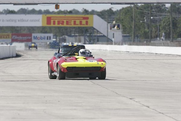 No-0503 - All Corvette Race