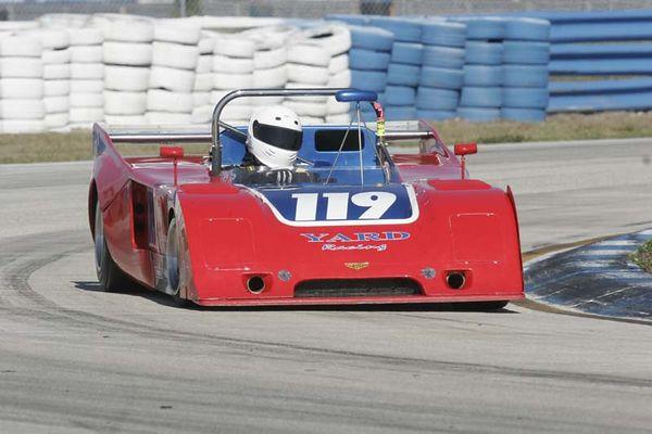 No-0503 - Race Group 2L - 2 Litre Sports Racer Challenge
