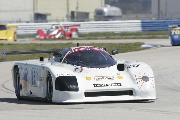 No-0503 - Race Group 6 - Historic GTP-Grp C-WSC