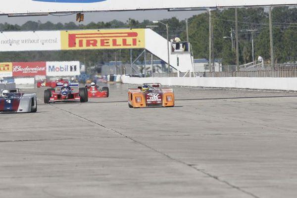 No-0503 - Race Groups 4 & 7 - Formula Cars and Championship of Makes