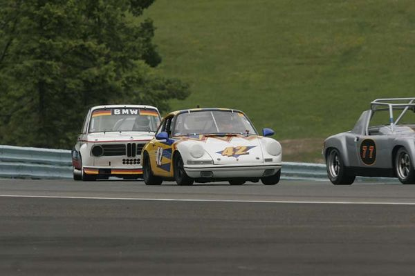 No-0506 Race Group 3 - Vintage/Historic Production