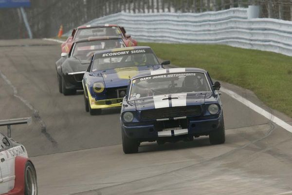 No-0506 Race Group G - Classic GT & Historic Enduro