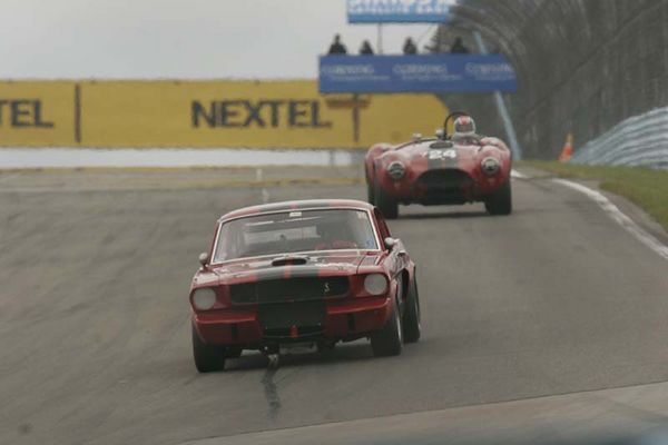 No-0506 Race Group S - GT40/Shelby Cobra/GT350 Reunion