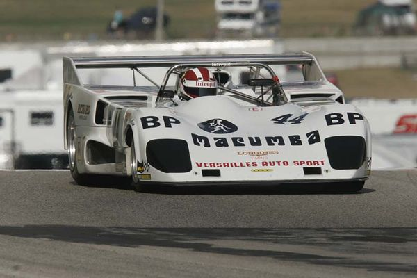 "No-0508 Race Group  5 - Historic Sports Racing Cars and Formula ""70"""