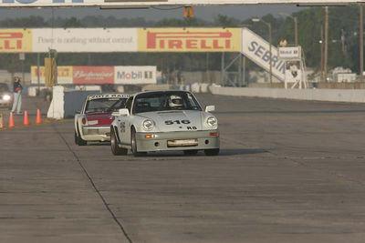 No-0511 The HSR Fall Classic at Sebring International Raceway on October 14-16 2005