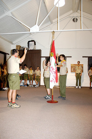 7/23/2005 - Troop Meeting