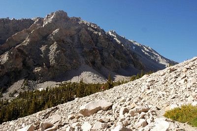 8/19/2005 - Mt. Whitney Hike : Day 7