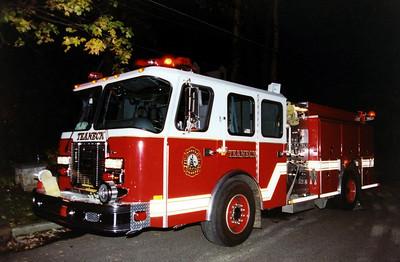 Englewood 3rd alarm North Woodland Avenue 2005