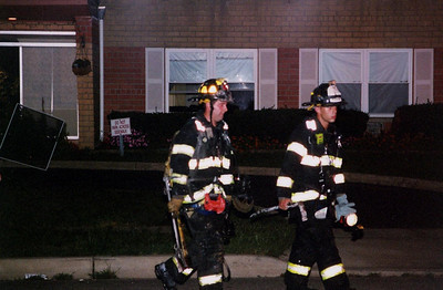 Photo's from Hackensack 2nd alarm Euclid Ave. Apts.