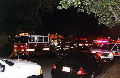 Photo's from Hackensack 2nd alarm Euclid Ave. Apts. , Seagrave