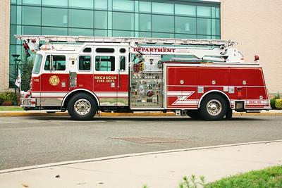 Photo's from  NJMFPA Secaucus Fire Apparatus Photo Shot / Meeting 8-15-10