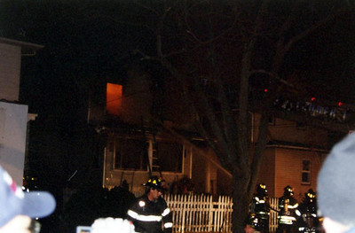 Photo's from  Hackensack 3rd alarm Kanas St. Dec.5, 2005