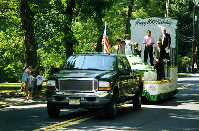 Photo's from Noorwood 100th anniversary parade