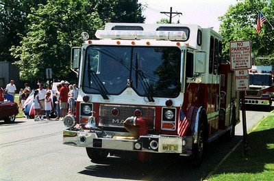 Photo's from River Edge 4th of july parade