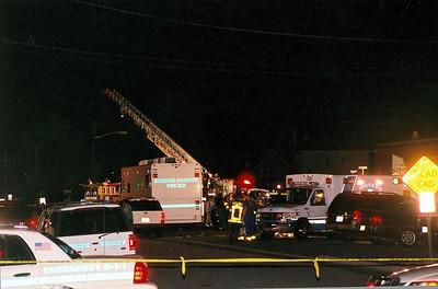 South Hackensack Fatal PLANE CRASH