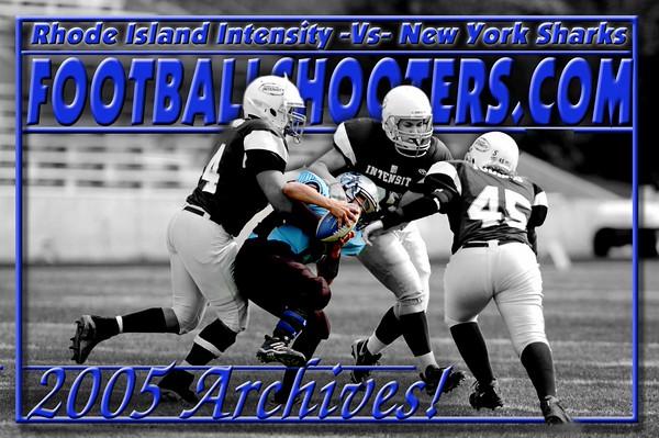 (1st  Quarter ) 2005 Rhode Island Intensity Vs New York Sharks
