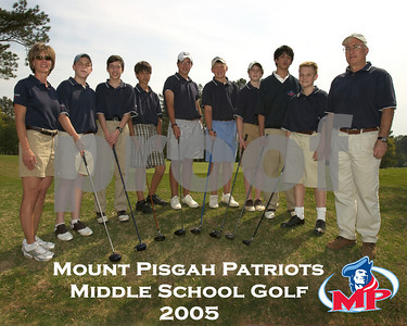 MS Golf- Mount Pisgah Christian