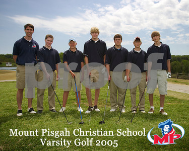 Varsity Golf- Mount Pisgah Christian