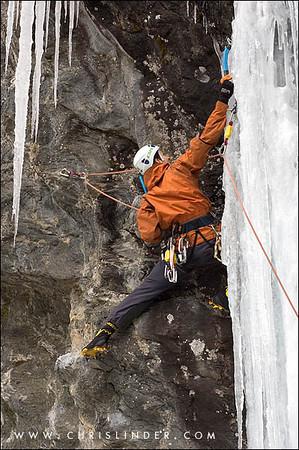 05 03 Rumney Ice Climbing