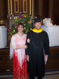 2005 05 Bill Graduation