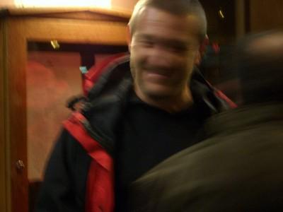 Pavel Pevzner at RECOMB 2005