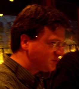 Fritz Roth at RECOMB 2005