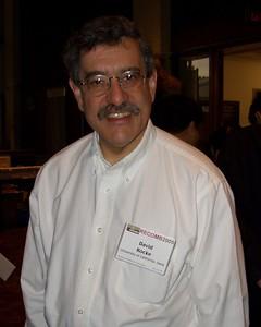 David Rocke at RECOMB 2005