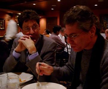 Thomas Lengauer and Gene Myers