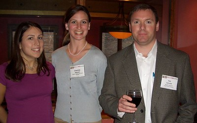 The folks who made RECOMB 2005 happen