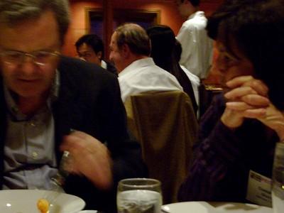 LAC/SC dinner at RECOMB 2005