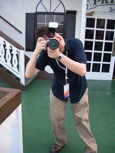 Carlos & his camera
