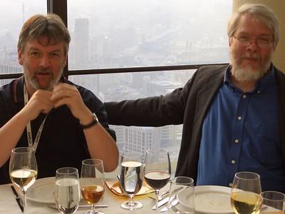 Des Higgins & Mike Gribskov